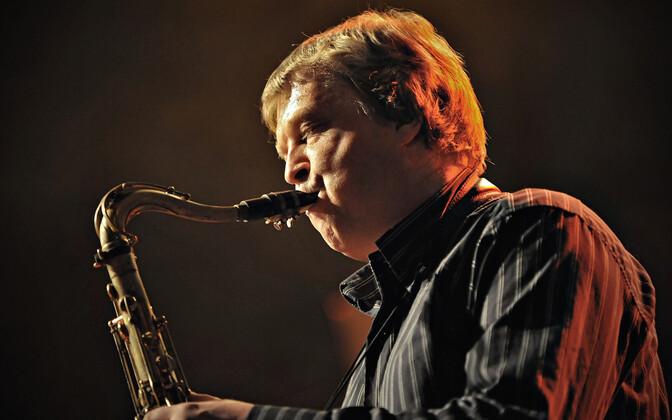 Festivali avapäeva lõpetab Raivo Tafenau saksofonikontsert