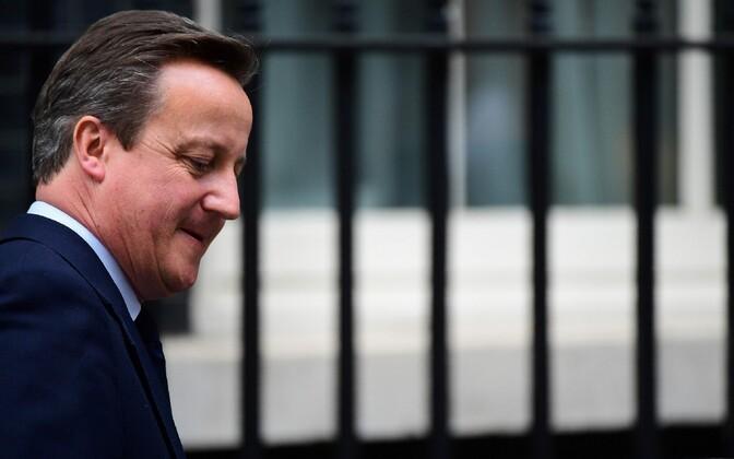 a200ecd6edb Cameron lahkub Briti parlamendist   Välismaa   ERR