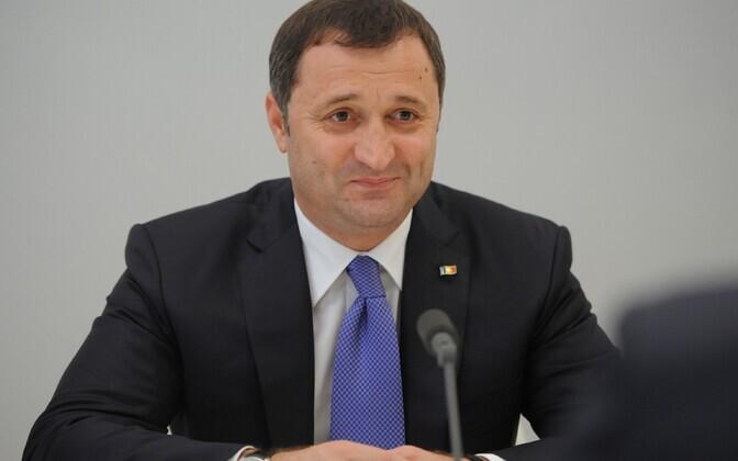 Vlad Filat 2012. aastal Moldova peaministrina.
