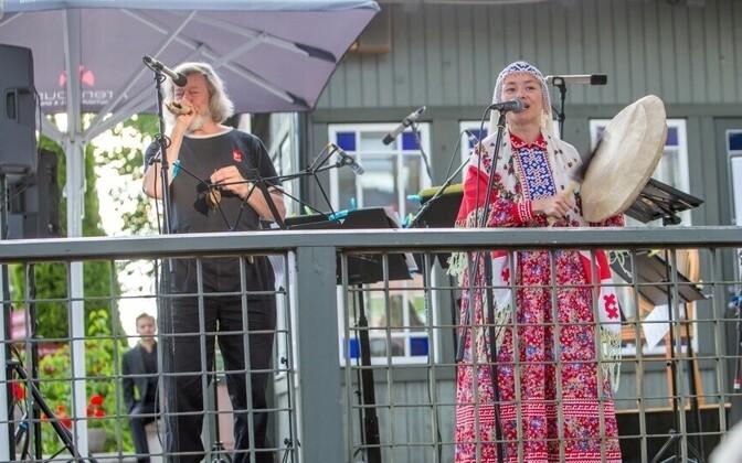 Фестиваль Juu Jääb в 2016 году.