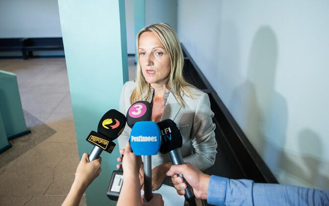 State Prosecutor Inna Ombler.