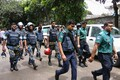 Bangladeshi politseinikud.