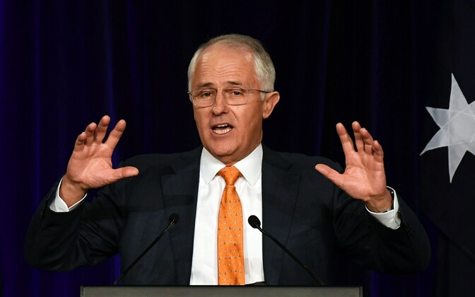 Peaminister Malcolm Turnbull.