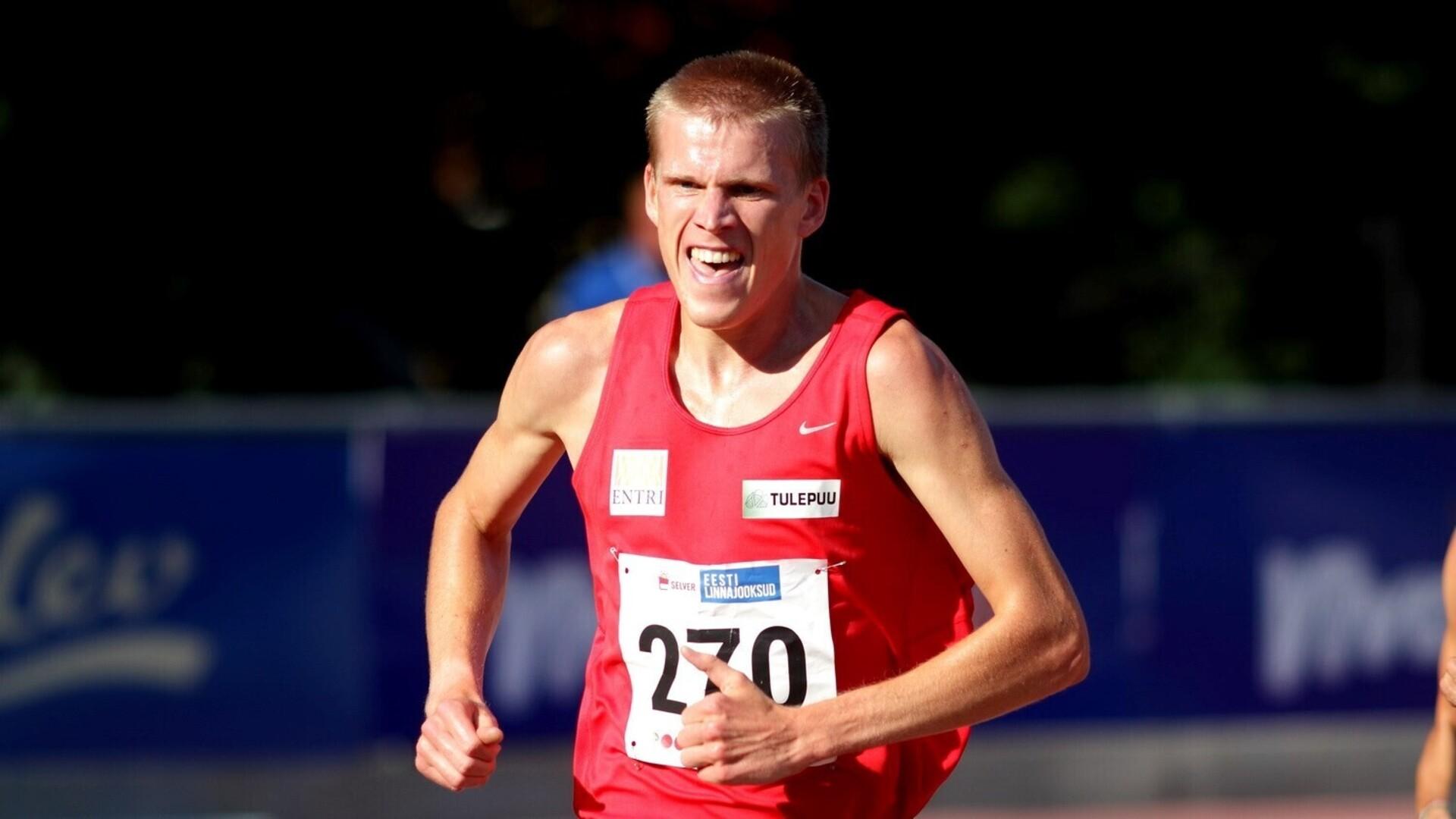 Kaur Kivistik teenis Saksamaal takistusjooksus 12. koha ... 96b47435f5