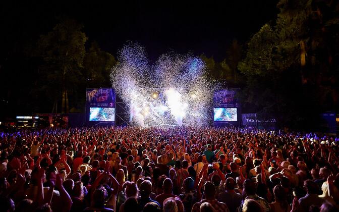 Festivali Retrobest teine päev