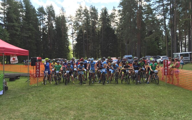 24. Eesti valdade suvemängud Vändras