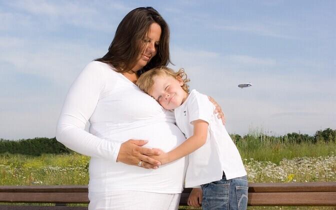 Ema ülekaalulisus raseduse ajal mõjutab lapse tervist veel aastakümneid hiljem.