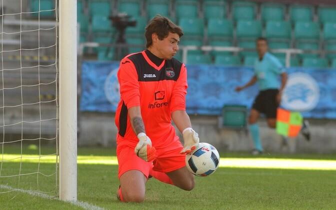 Матвей Игонен приглашен в сборную Эстонии.