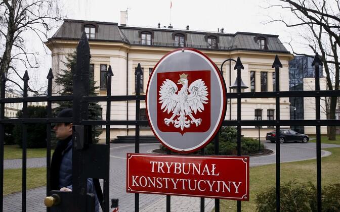Poola konstitutsioonikohus.