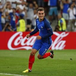 16d3efcccb5 Prantsusmaa alistas maailmameistri Saksamaa ja pääses kodusel EM-il finaali