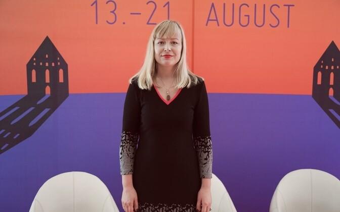 Senine Tallinna filharmoonia direktor Margit Tohver-Aints