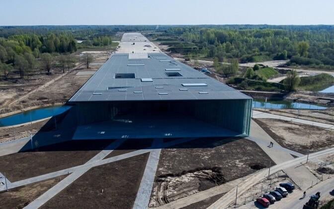 ERM-i on külastanud üle 200 000 inimese, piletitulu ületab miljonit eurot.