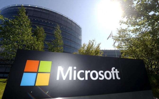 Microsofti Soome peakorter Espoos.