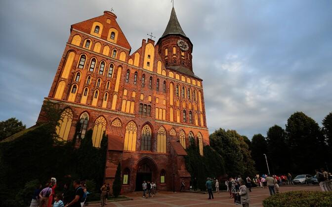 Königsbergi katedraal.