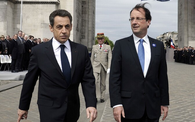 Prantsusmaa president François Hollande.