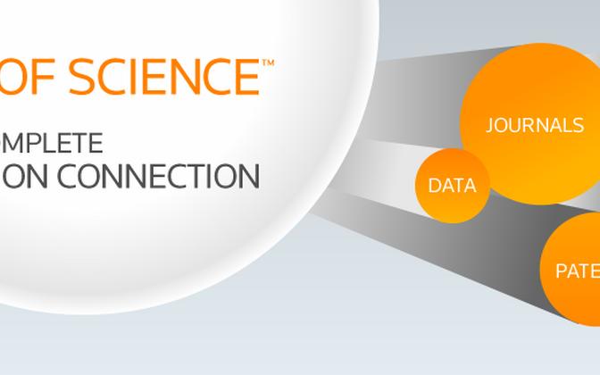 Web of Science on juhtiv teadusinfo andmebaas.