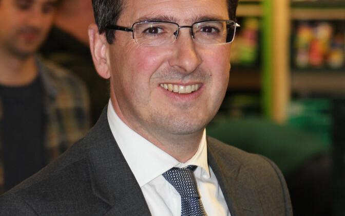 Leiboristist rahvasaadik Owen Smith.