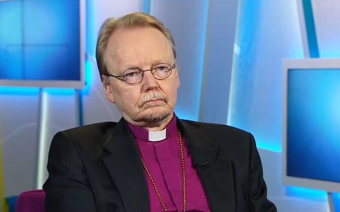 Soome Evangeelse Luterliku Kiriku peapiiskop Kari Mäkinen.