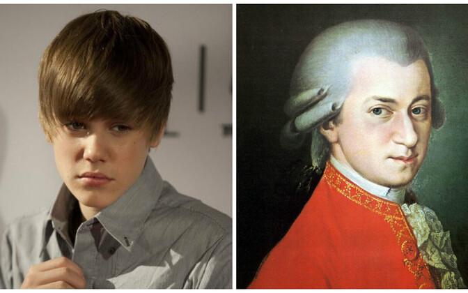 Miks mõnele meeldib Justin Bieber, mõnele Mozart?