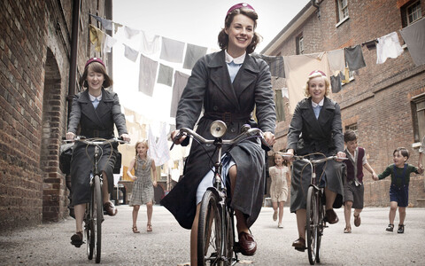Draamasari Kutsuge ämmaemand! 1 (Call the Midwife, Inglise 2012)