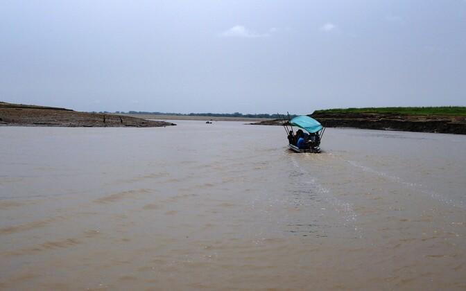 Amazoni jõgi.