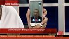 Erdogan varem telekanalile NTV intervjuud andmas, siis polnud selge, kus ta viibib.