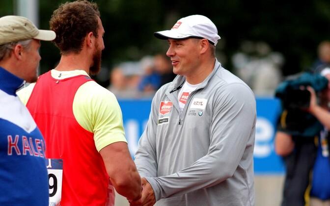 Martin Kupper ja Gerd Kanter