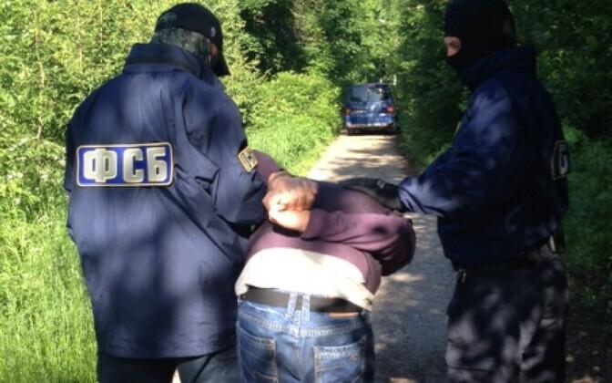 FSB töötajad, arhiivifoto.
