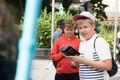 Pokemon GO fännide esmene kogunemine Tallinnas.
