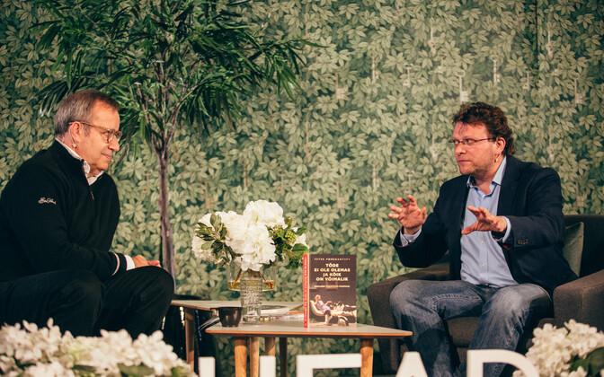 HeadRead. Peter Pomerantsev ja Toomas Hendrik Ilves