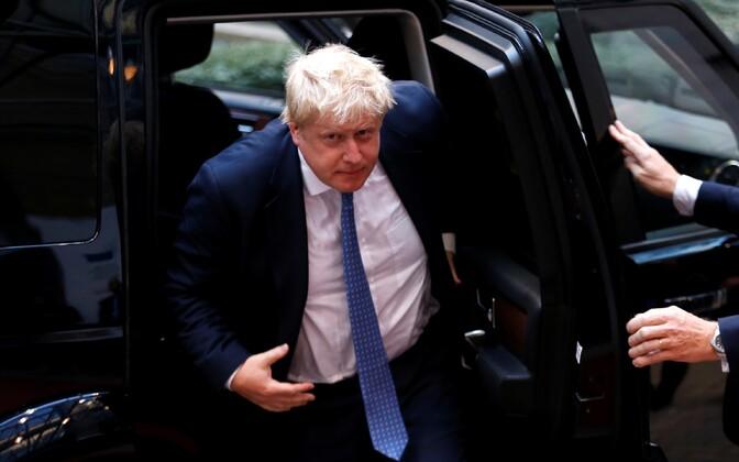 Suurbritannia välisminister Boris Johnson.
