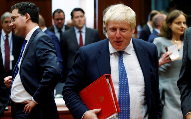 British Foreign Secretary Boris Johnson is apparently entertaining the idea of reallocating development aid from African and Asian countries to Eastern Europe.