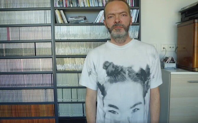 Erik Morna ja Björki särk