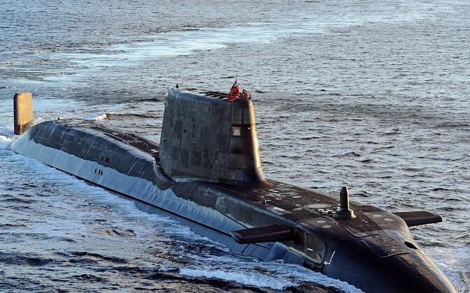 HMS Ambush.