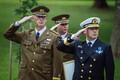 Kaitseväe juhataja asetäitja kohustused võttis üle brigaadikindral Indrek Sirel, kaitseväe peastaapi asub juhtima kolonel Martin Herem.