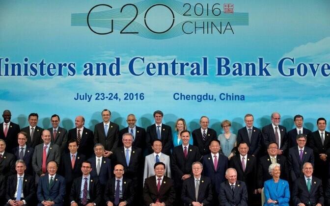 G20 kohtumine