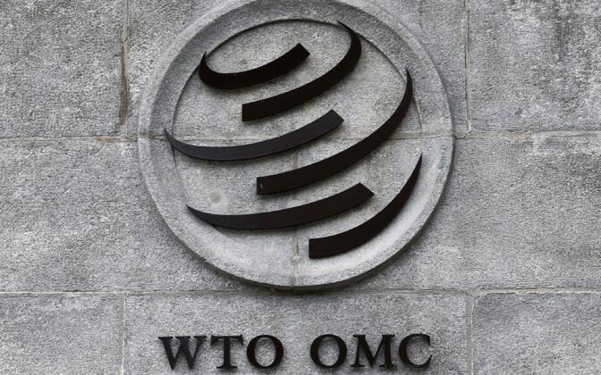 WTO logo.