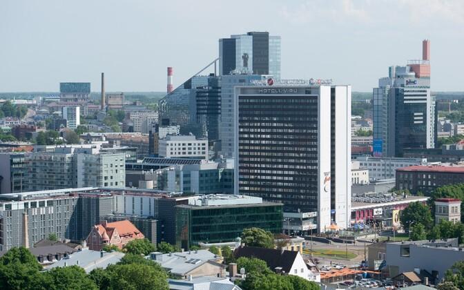Центр Таллинна.