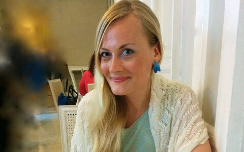 Tartu ülikooli psühholoogiamagister Kerttu Mäger.