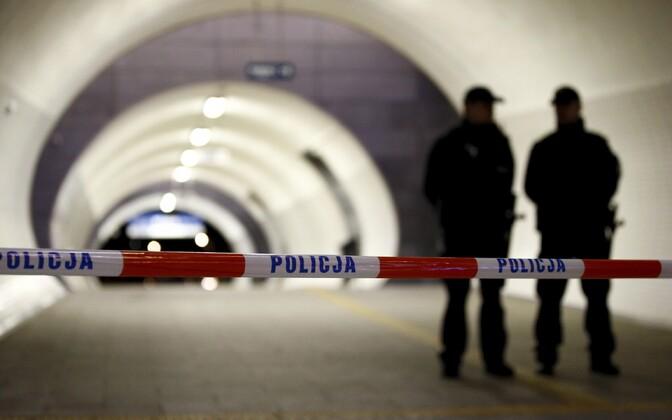 Poola politsei