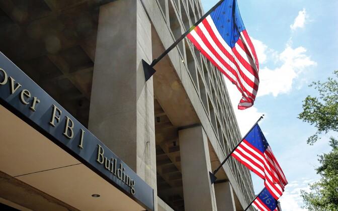 Föderaalse Juurdlusbüroo (FBI) peahoone Washingtonis.