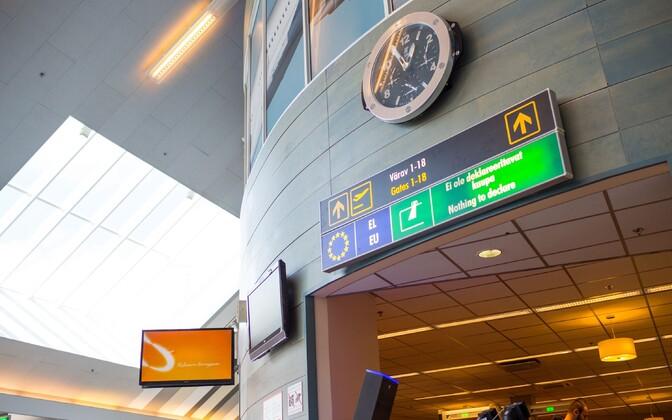 Lennart Meri Tallinn Airport.