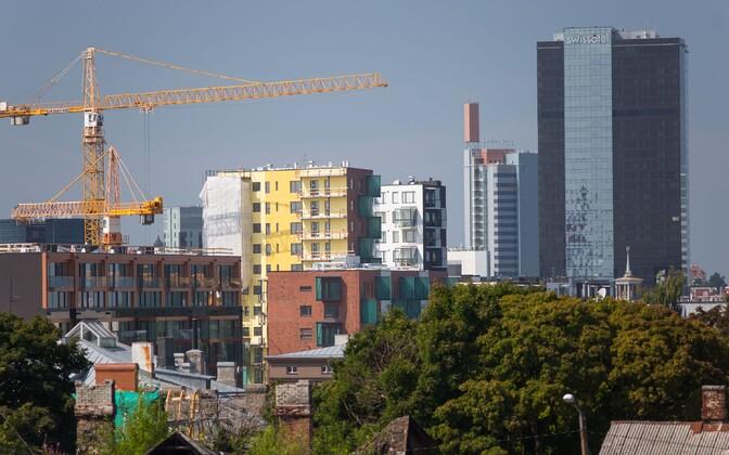 Keskmine laenaja ostab korteri Tallinna või selle lähiümbrusse.