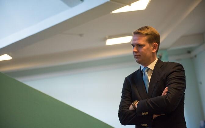 Адвокат Эдгара Сависаара Оливер Няэс.