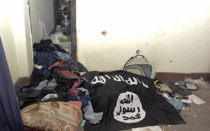 ISIS-e lipp.