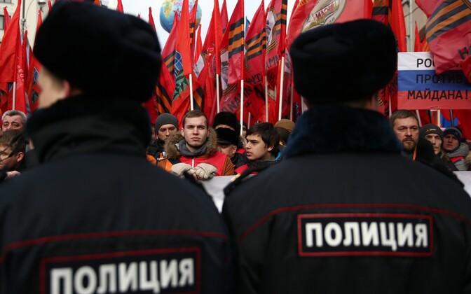 Vene politsei.