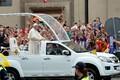 Paavst Franciscus Poolas.