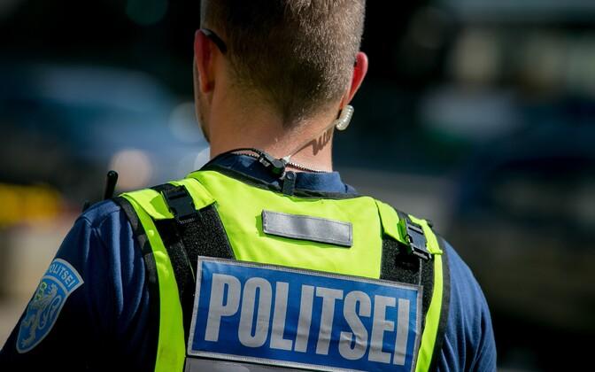 Politseinik.