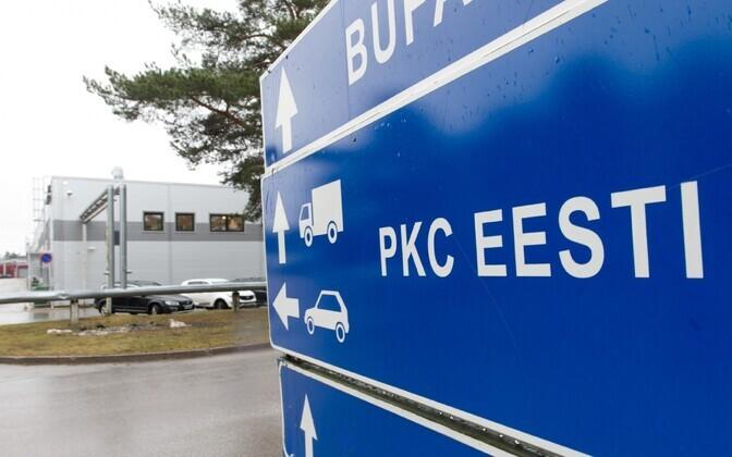PKC hoone Keilas.