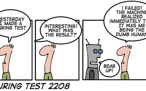 Turingi test